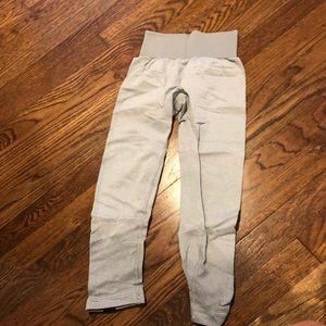 Jcrew for new balance seamless leggings